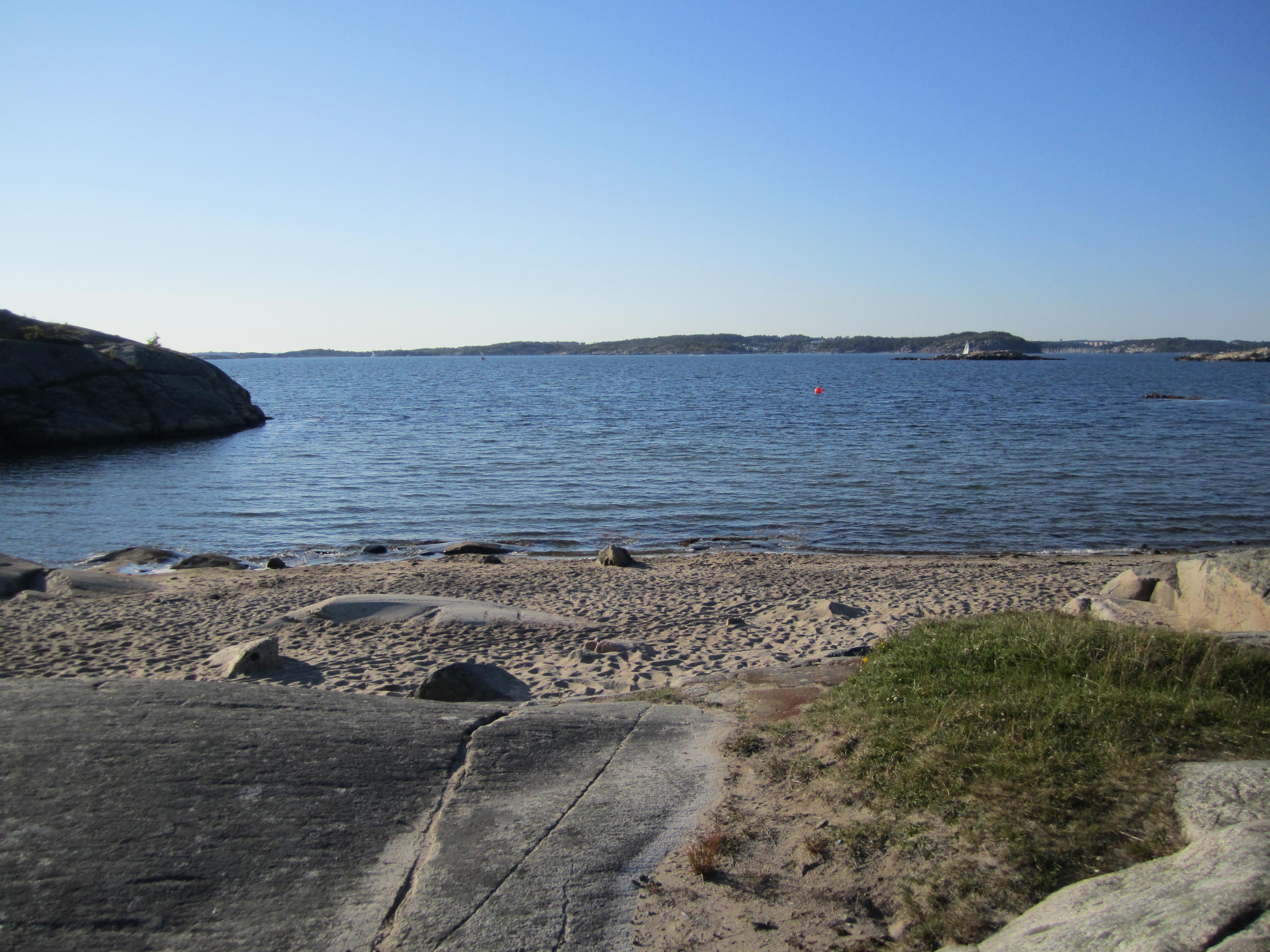 An Amazing Evening Walk Around The Big Amund Island Stora Amundön
